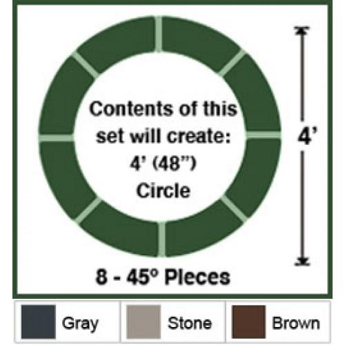 4 Foot Circle Kit